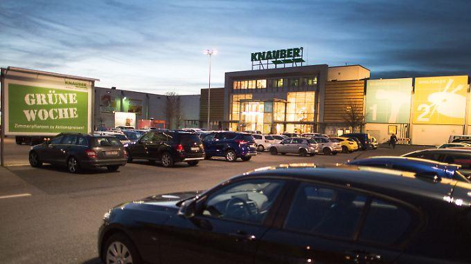 Ein Mitarbeiter des Baumarkts in Puhlheim hatte die Polizei über den verdächtigen Käufer informiert.