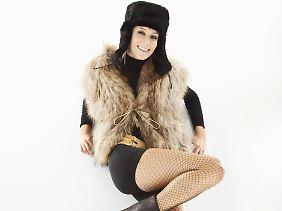 Rund 87 Millionen Felle hat die Pelzindustrie weltweit 2014 veräußert.