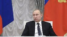 """""""Fiktion. Lüge"""": Wie reich ist Putin?"""