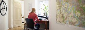 Enttäuschendes Grundsatzurteil: Arbeitszimmer bleibt Problemfall