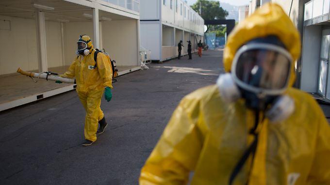 Auch in Deutschland mehrere Infizierte: Sorge vor Ausbreitung des Zika-Virus' wächst