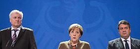 Wende in Flüchtlingskrise?: Deutschland, hör' die Signale