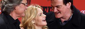 Wer spricht gern über Sex am Tisch?: Wieder kein Liebesfilm von Tarantino