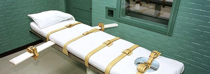 Im vergangenen Jahr wurden in Texas 13 Todeskandidaten hingerichtet.