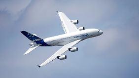 Der Iran braucht Hunderte neue Flugzeuge.