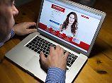 Wo Singles glücklich werden: Singlebörsen schlagen Partnervermittlungen