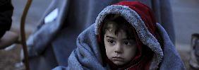 Täglich weiter Tausende: Frontex rechnet mit einer Million Flüchtlingen