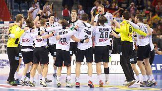Gegen Norwegen ins Finale gespielt: DHB-Team beschert Fans weitere Sternstunde