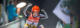 Rodlerin und Wendl/Arlt holen Gold: Geisenberger holt WM-Titel Nummer drei