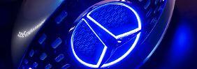 Wie schlägt sich Daimler in diesem schwierigen Jahr?