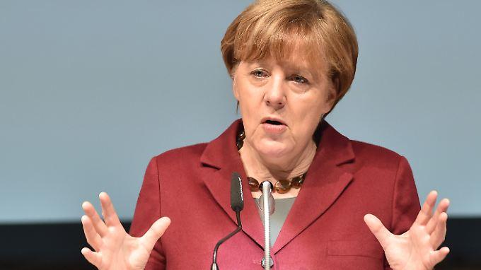 Nach Ende der Gewalt: Merkel erwartet Rückkehr von Flüchtlingen in die Heimat