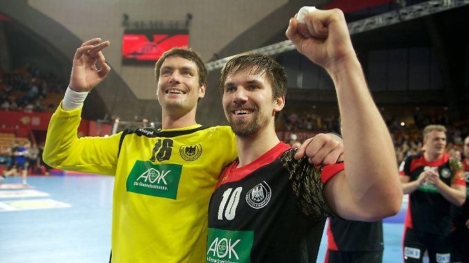 Mit Spanien Rechnung offen: DHB-Team fiebert Finale entgegen