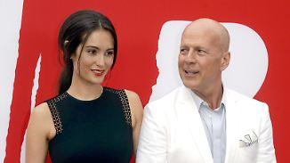 Promi-News des Tages: Bruce Willis sucht Fruchtbarkeitsklinik auf