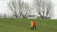 Nassschneelawinen drohen im Allgäu: Der Februar startet stürmisch