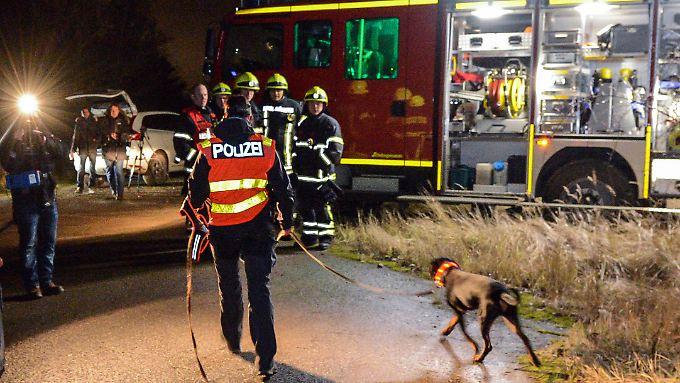 In der Nähe von Dallgow-Döberitz hat die Bundespolizei an der Bahnstrecke einen Brandsatz entdeckt.