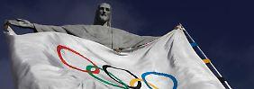 """""""Die Spiele finden im brasilianischen Winter statt"""": IOC-Chef Thomas Bach hofft auf """"gute Bedingungen für Athleten und Zuschauer""""."""