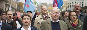 """""""Bild"""": Kritiker planen Entmachtung: AfD-Vorstand pfeift Petry zurück"""