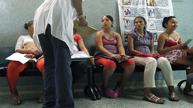 Reiswarnung für Schwangere: Zika-Epidemie in Lateinamerika ruft WHO auf den Plan