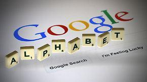 Quartalszahlen verzücken Anleger: Alphabet steigt zum wertvollsten Unternehmen der Welt auf