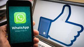 42 Milliarden Nachrichten täglich: Zuckerberg feiert eine Milliarde WhatsApp-Nutzer
