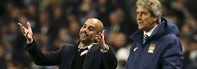 """Citys """"Gewinn-Maschine"""" Guardiola: Klopp frohlockt, United kommen die Tränen"""
