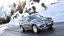 """Zwei neue Alternativen beim XC90: Was Volvo so """"Basis"""" nennt"""