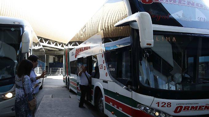 Dieser Bus fährt die längste Busstrecke der Welt. Eine echte Herausforderung für Mensch und Maschine.
