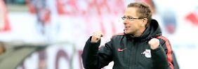 Viel zu groß für die 2. Liga: RB Leipzig plant bereits Angriff auf Europa