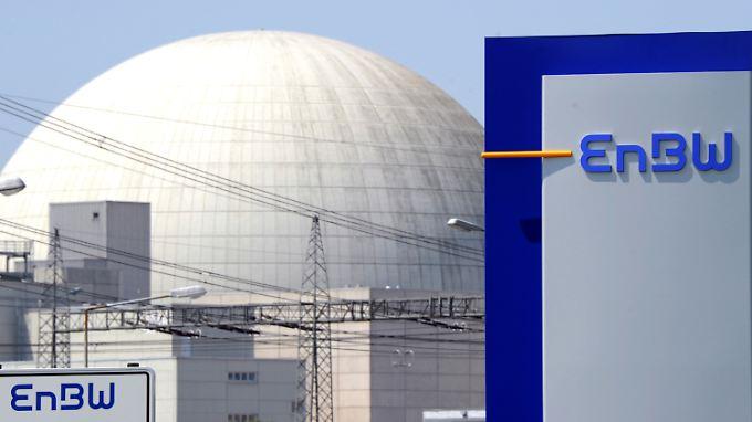 Auch das von EnBW betriebene Kernkraftwerk Philippsburg war von der Zwangsabschaltung 2011 betroffen.