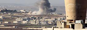 Russland macht es möglich: Assad-Armee schneidet Rebellenroute ab