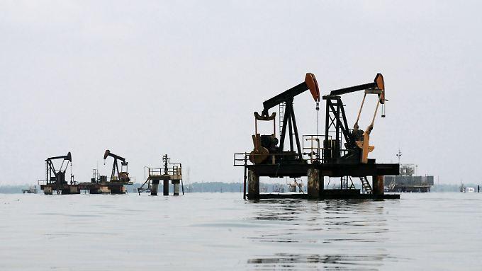 Venezuela besitzt weltweit die größten Ölreserven.