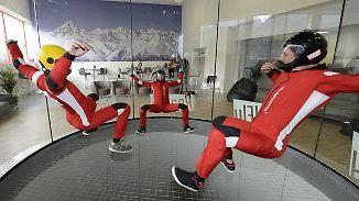n-tv Ratgeber: Indoor-Sport: Tauchen und Skydiving mal anders erleben