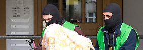 Anschläge in Deutschland geplant: Verdächtige waren in Syrien und Belgien