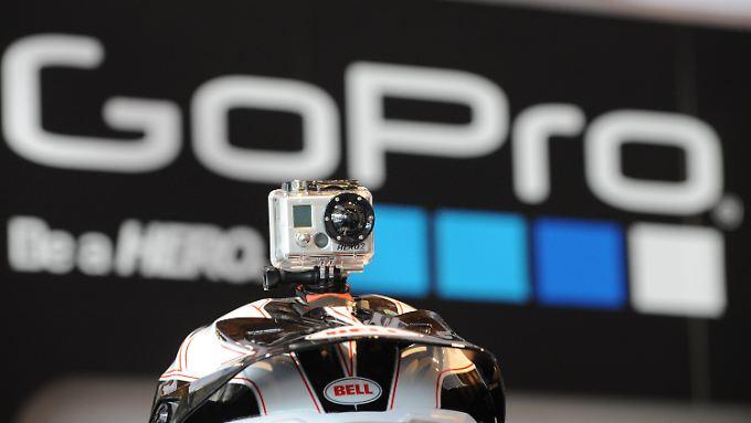 Reaktion auf herbe Verluste: Actionkamera-Hersteller GoPro halbiert Produktpalette