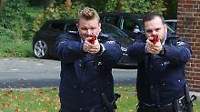 Nächtliche Ruhestörung: Was darf die Polizei?