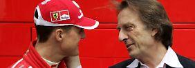 """""""Sturz hat ihn kaputt gemacht"""": Schumachers Zustand betrübt Ferrari-Boss"""