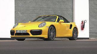 Flaggschiff von Porsche in neuem Glanz: Mit dem 911er Turbo machen PS-Fans nichts falsch
