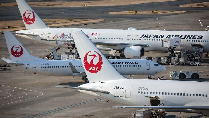 Japan Airlines will wegen des Raketentests kein Risiko eingehen.