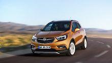 Facelift auch beim Namen: Opel bringt den Mokka auf den neusten Stand