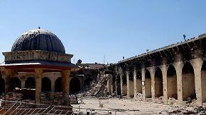 Großoffensive gegen Zivilisten: Türkei macht Russland für syrische Tote verantwortlich