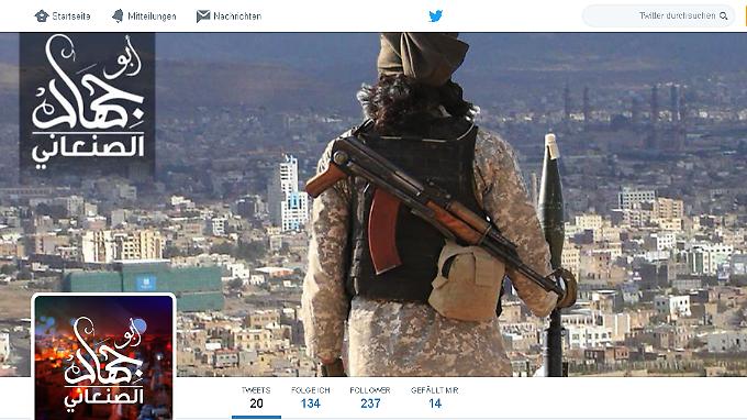 Trotz der massenhaften Löschung existieren weiterhin zehntausende Konten, die IS-Propaganda bei Twitter verbreiten.