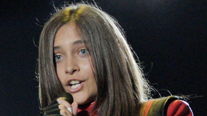 "Paris Jackson ist die einizige Tochter des ""King of Pop"" Michael Jackson."