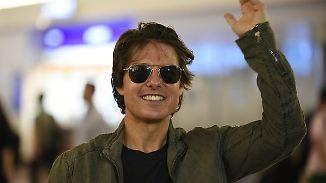 Promi-News des Tages: Schauspielkollege plaudert Geheimnis von Tom Cruise aus