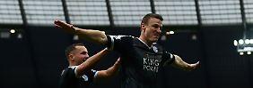 Liverpool patzt ohne Klopp: Huth sorgt für Leicester-Ekstase