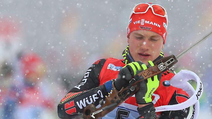 Benedikt Doll (Archivbild) feierte in Kanada um ein Haar seinen ersten Weltcupsieg.