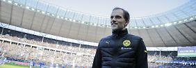 Hertha zwingt BVB zu Novum: Dortmunds Tuchel scherzt über Mourinho