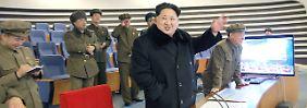 Raketenstart ruft UN auf den Plan: Kim bringt die Welt gegen sich auf