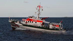 Rätselhaftes Unglück vor Fehmarn: Zwei Fischer sterben auf sinkendem Kutter