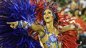 Karneval in Rio: Knappe Höschen, geschmeidige Hüften, pralle Brüste