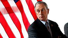 Neuer Faktor im US-Wahlkampf: Michael Bloomberg erwägt Kandidatur
